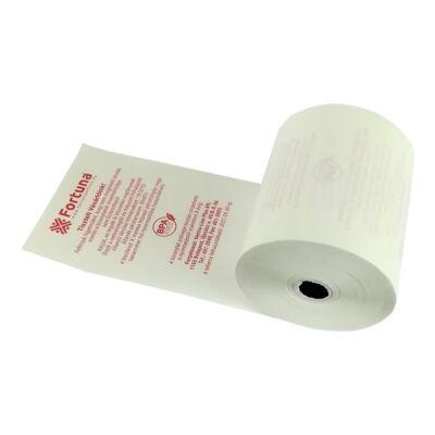 Thermo tekercs FORTUNA 80x80mm/12 76fm BPA Free