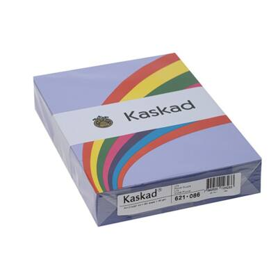 Fénymásolópapír színes KASKAD A/4 160 gr lila 86 250 ív/csomag